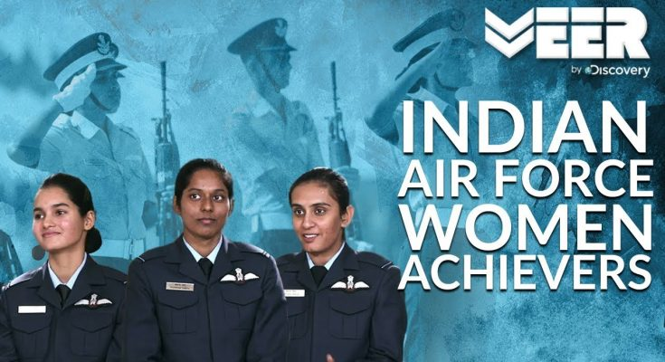 Indian Air Force's First 3 Female Fighter Pilots